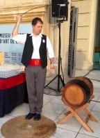 Venenciador oficial del Consejo Regulador de Jerez
