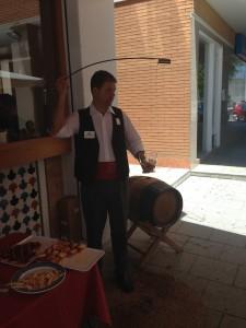 Antonio Guzman Venenciador Oficial Cataluña